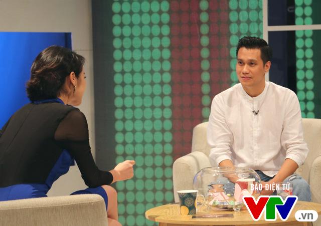 Diễn viên Việt Anh: Nghệ sĩ nào cũng có lúc va vấp trong showbiz - Ảnh 3.