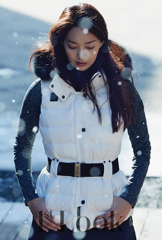 Shin Min Ah muốn truyền sự lạc quan tới khán giả - Ảnh 1.