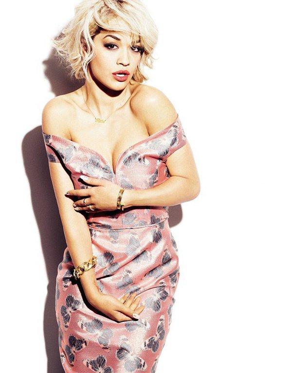 Americas Next Top Model: Rita Ora không thua gì mẫu chuyên nghiệp - Ảnh 6.