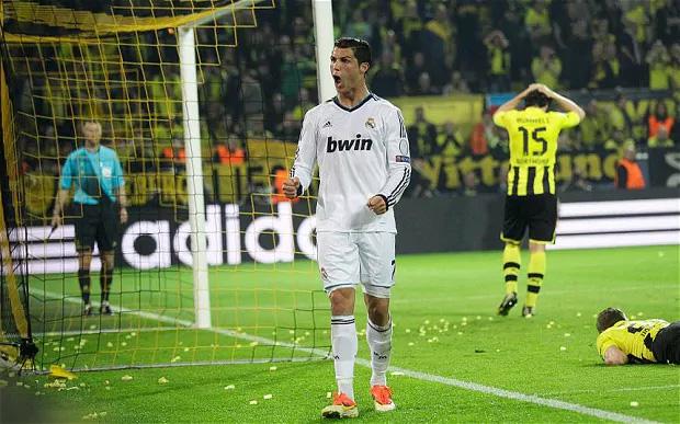 Borussia Dortmund - Real Madrid: Chờ câu trả lời từ Ronaldo - Ảnh 2.