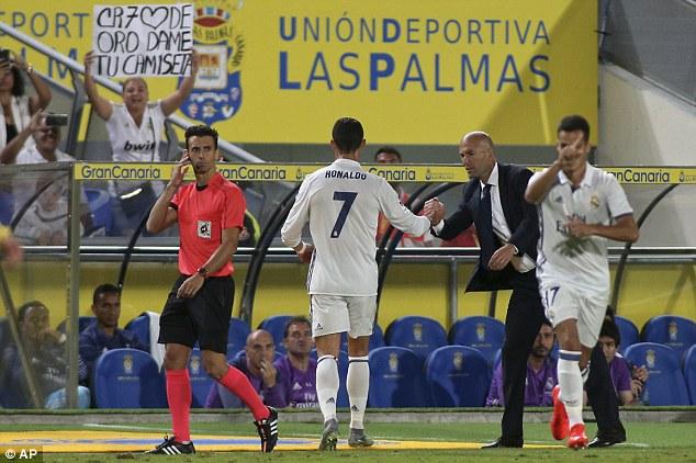 Borussia Dortmund - Real Madrid: Chờ câu trả lời từ Ronaldo - Ảnh 1.