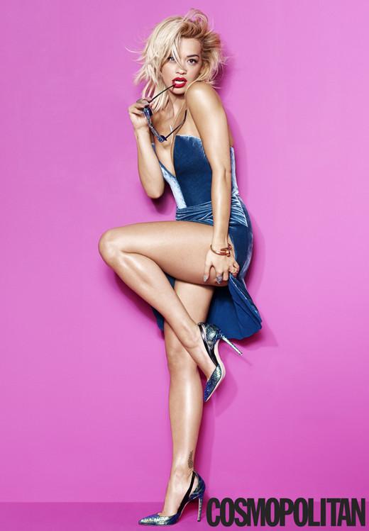 Americas Next Top Model: Rita Ora không thua gì mẫu chuyên nghiệp - Ảnh 8.