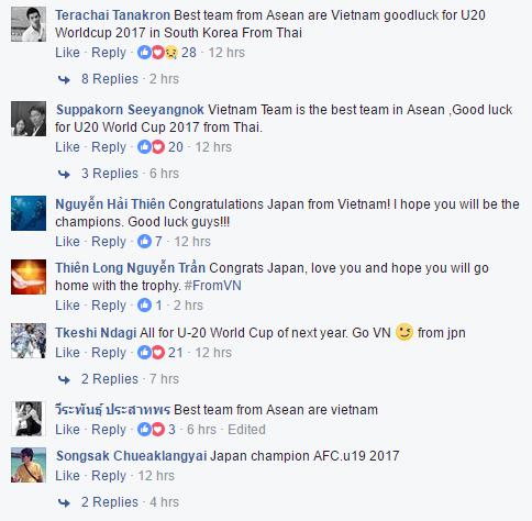 CĐV nửa thất vọng, nửa động viên U19 Việt Nam sau thất bại trước Nhật Bản - Ảnh 2.