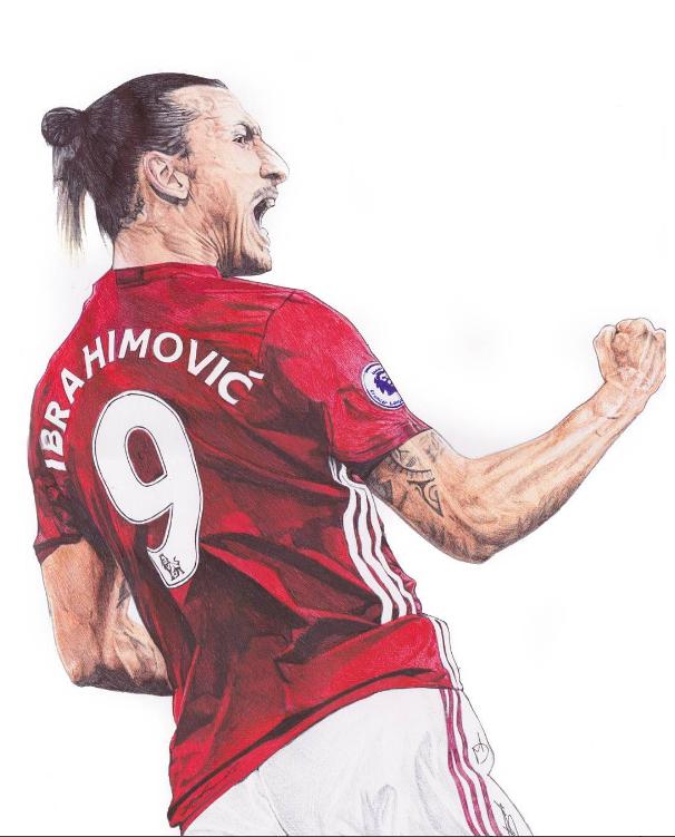 Không thể tin được đây chỉ là bức tranh vẽ Lionel Messi - Ảnh 8.