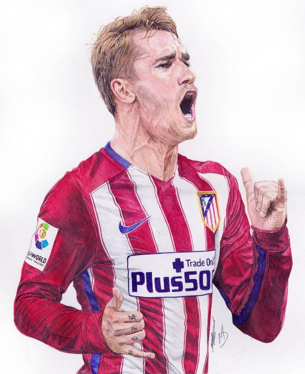 Không thể tin được đây chỉ là bức tranh vẽ Lionel Messi - Ảnh 6.
