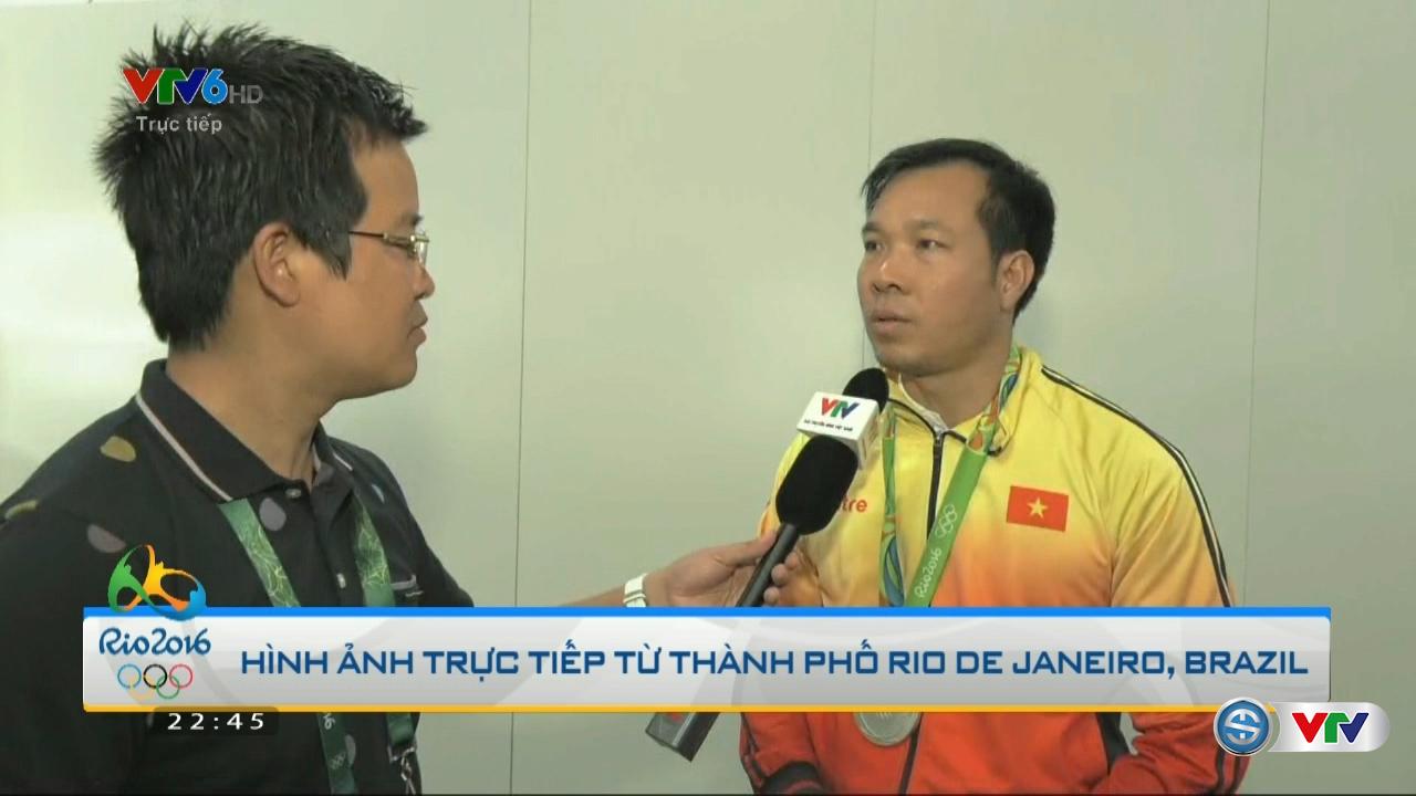 Hoàng Xuân Vinh: Xin gửi niềm vui này đến tất cả người dân Việt Nam!