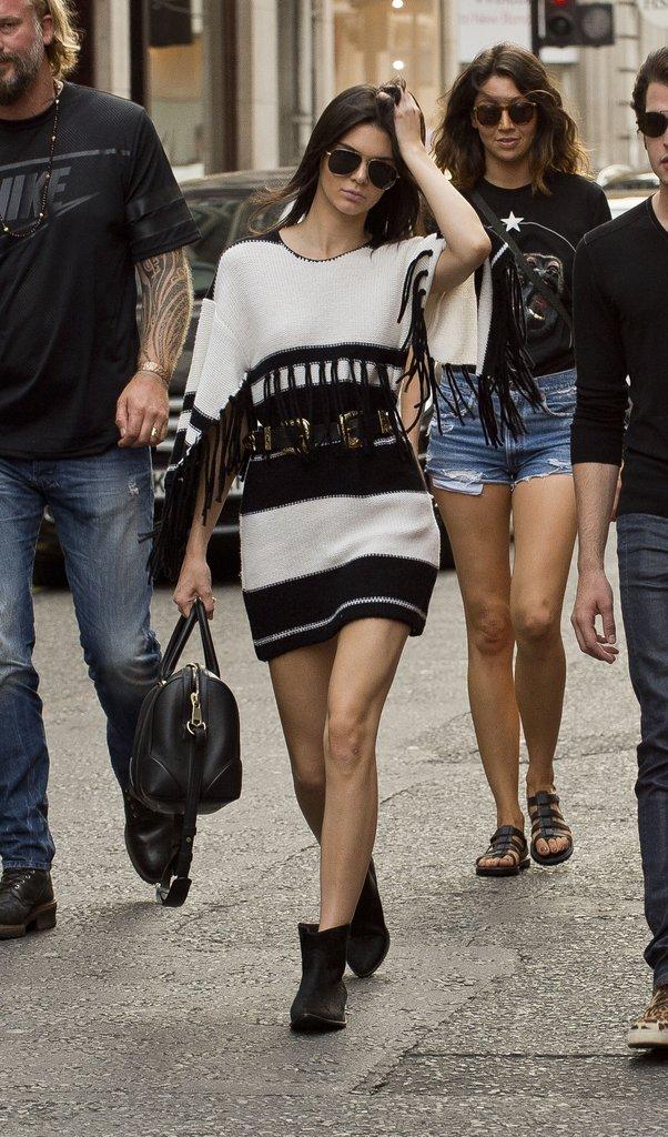 Săm soi phong cách thời trang Thu - Đông của Kendall Jenner - Ảnh 13.