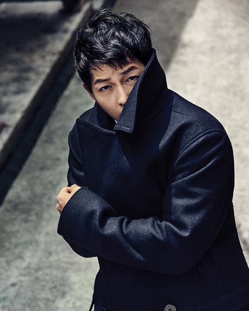 Mùa đông ấm áp với mỹ nam Song Joong Ki - Ảnh 9.