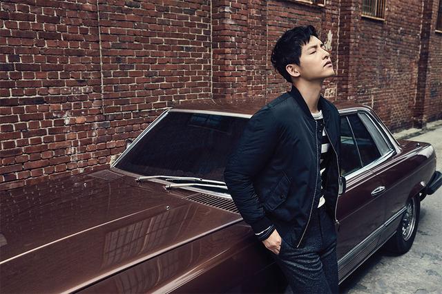Mùa đông ấm áp với mỹ nam Song Joong Ki - Ảnh 8.