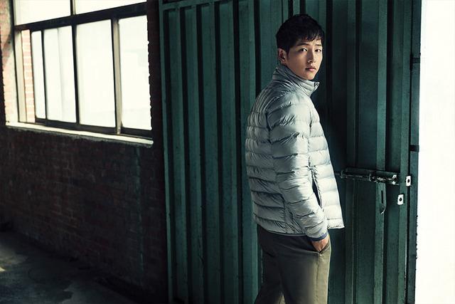 Mùa đông ấm áp với mỹ nam Song Joong Ki - Ảnh 7.