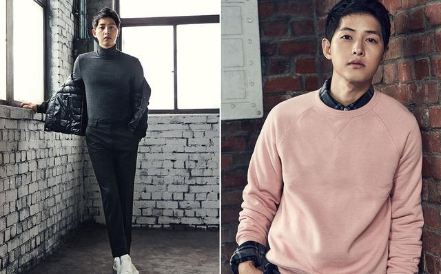 Mùa đông ấm áp với mỹ nam Song Joong Ki - Ảnh 6.