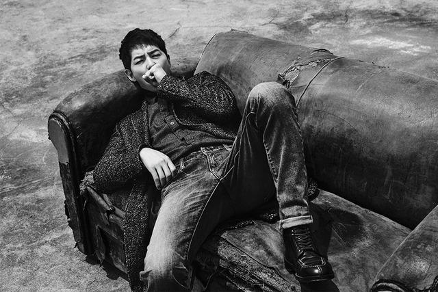 Mùa đông ấm áp với mỹ nam Song Joong Ki - Ảnh 4.