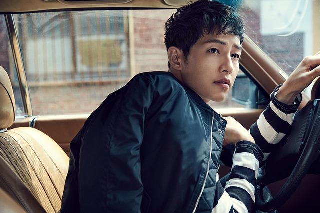 Mùa đông ấm áp với mỹ nam Song Joong Ki - Ảnh 3.