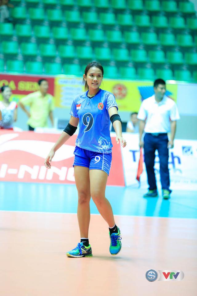 Chiêm ngưỡng vẻ đẹp của nữ VĐV Indonesia đoạt danh hiệu Hoa khôi VTV Cup 2016 - Ảnh 6.