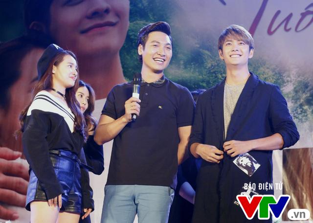Hôn Nhã Phương bất thành, Kang Tae Oh tay trong tay với Mạnh Trường - Ảnh 12.