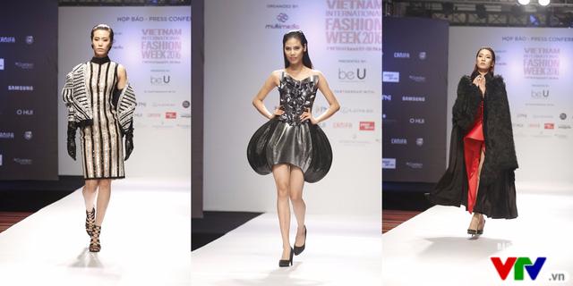 Ngọc Châu mở màn Tuần lễ thời trang quốc tế Việt Nam Thu - Đông 2016 - Ảnh 15.