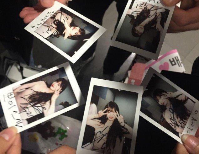 Suzy gây sốc khi chi tiền túi mua quà khủng tặng fan - Ảnh 3.