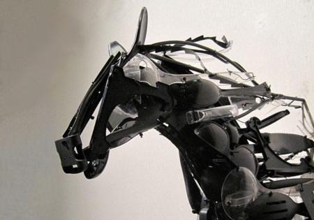 Ngắm bộ sưu tập loài vật 3D được sáng chế từ... nhựa tái chế - Ảnh 8.