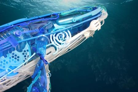 Ngắm bộ sưu tập loài vật 3D được sáng chế từ... nhựa tái chế - Ảnh 3.