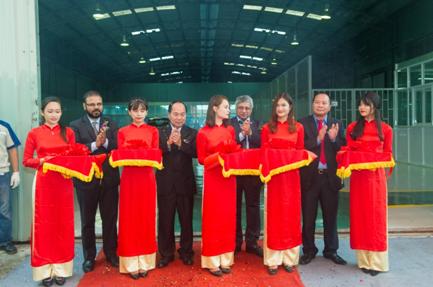 Trường đào tạo và xưởng bảo hành xe Tata chính thức đi vào hoạt động - Ảnh 1.