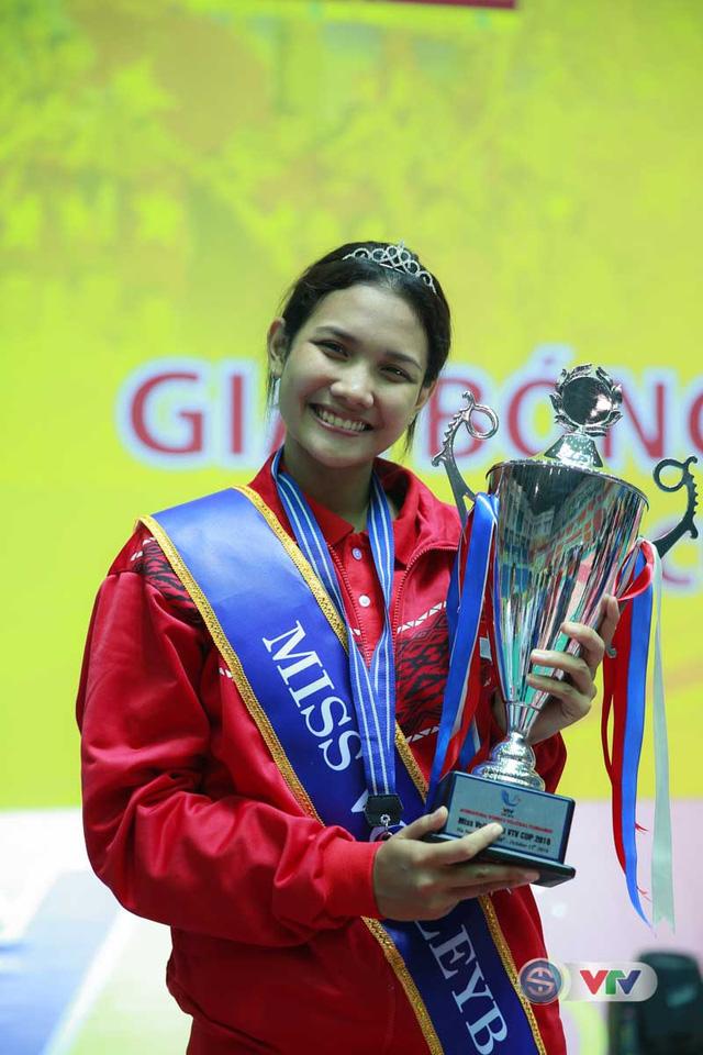 Chiêm ngưỡng vẻ đẹp của nữ VĐV Indonesia đoạt danh hiệu Hoa khôi VTV Cup 2016 - Ảnh 1.