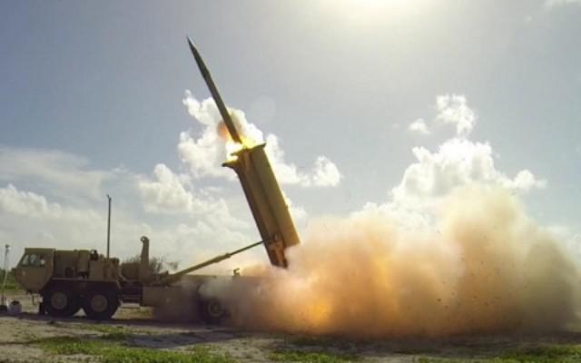 Hàn Quốc: Biểu tình phản đối việc lắp đặt hệ thống phòng thủ tên lửa THAAD - Ảnh 1.