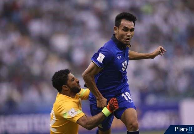 Vòng loại thứ 3 World Cup 2018: Thái Lan thất bại trận đầu - Ảnh 1.