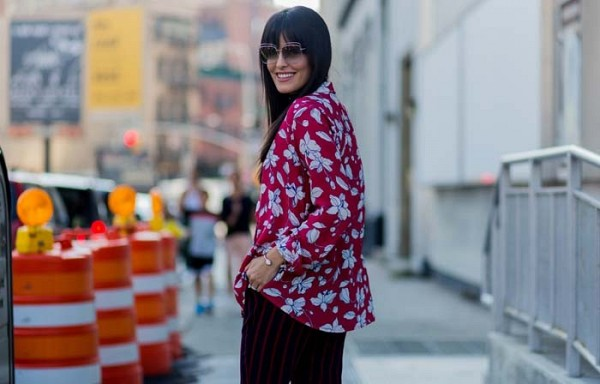 Những nét chấm phá điệu đà ở Tuần lễ thời trang New York - Ảnh 10.