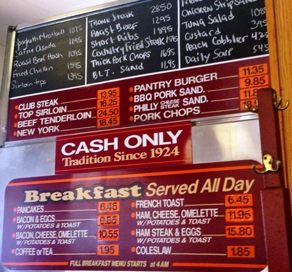Original Pantry Cafe - Nhà hàng chưa từng đóng cửa suốt 92 năm - Ảnh 2.