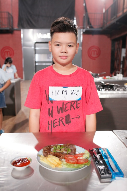 Chết mê những món ăn của thí sinh Vua đầu bếp nhí tại TP.HCM - Ảnh 12.