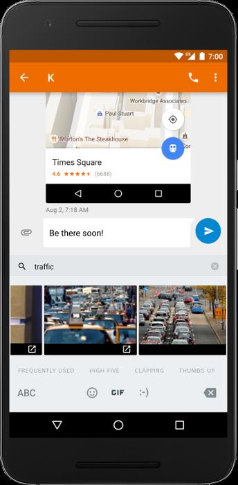 Google trình làng Android 7.1 Nougat với nhiều tính năng mới hấp dẫn - Ảnh 1.