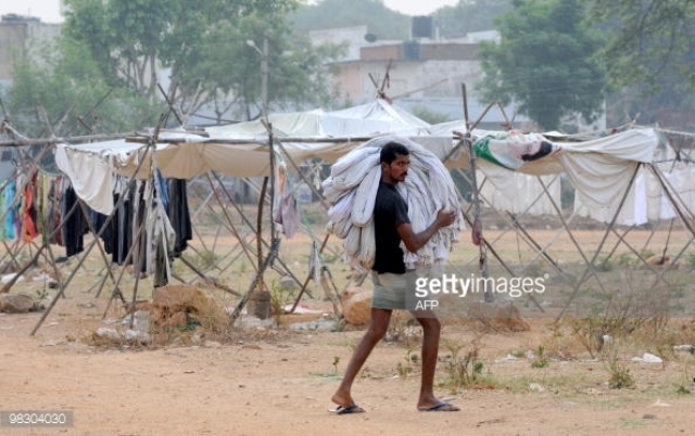 Những thợ giặt truyền thống thời hiện đại ở Ấn Độ - Ảnh 5.