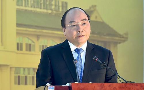 Thủ tướng dự lễ kỷ niệm 20 năm thành lập trường Đại học Khoa học và Công nghệ Hà Nội - Ảnh 1.