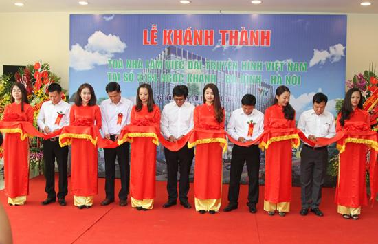 Khánh thành tòa nhà làm việc của Đài THVN tại số 3/84 Ngọc Khánh - Ảnh 6.