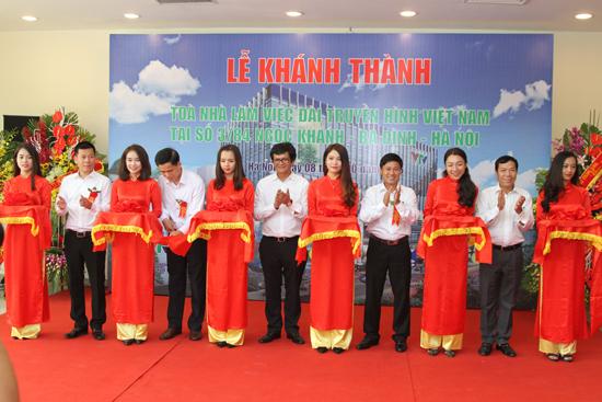 Khánh thành tòa nhà làm việc của Đài THVN tại số 3/84 Ngọc Khánh - Ảnh 7.