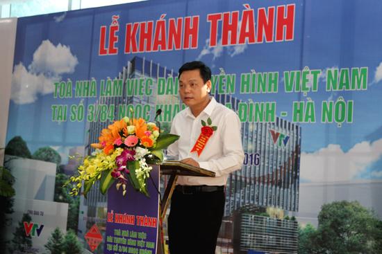 Khánh thành tòa nhà làm việc của Đài THVN tại số 3/84 Ngọc Khánh - Ảnh 5.