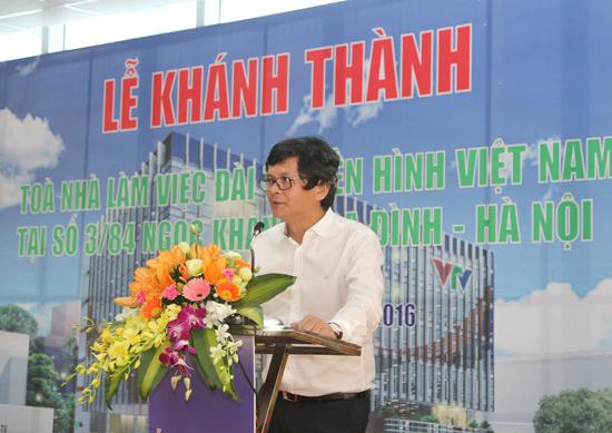 Khánh thành tòa nhà làm việc của Đài THVN tại số 3/84 Ngọc Khánh - Ảnh 2.