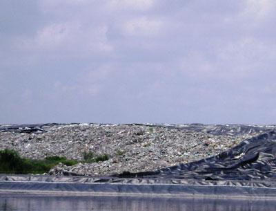 Mùi hôi lạ tại TP.HCM có nguồn gốc từ Khu xử lý chất thải Đa Phước - Ảnh 1.