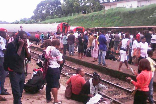Tai nạn tàu hỏa tại Cameroon: Ít nhất 70 người thiệt mạng, hơn 600 người bị thương - Ảnh 2.