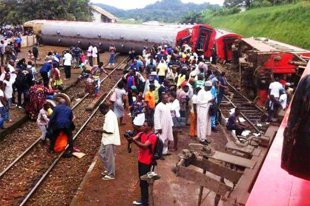 Tai nạn tàu hỏa tại Cameroon: Ít nhất 70 người thiệt mạng, hơn 600 người bị thương - Ảnh 4.