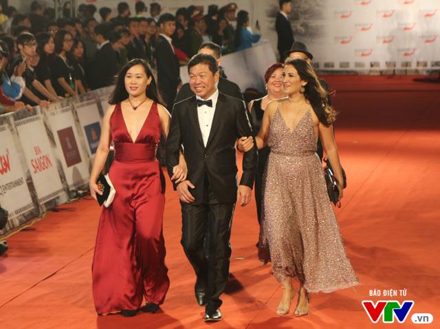 Dàn sao lộng lẫy đổ bộ Liên hoan phim Quốc tế Hà Nội lần thứ IV - Ảnh 19.