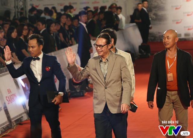 Dàn sao lộng lẫy đổ bộ Liên hoan phim Quốc tế Hà Nội lần thứ IV - Ảnh 12.