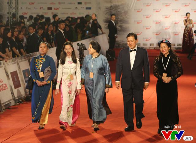 Dàn sao lộng lẫy đổ bộ Liên hoan phim Quốc tế Hà Nội lần thứ IV - Ảnh 18.