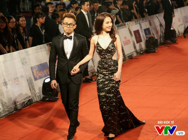 Dàn sao lộng lẫy đổ bộ Liên hoan phim Quốc tế Hà Nội lần thứ IV - Ảnh 1.
