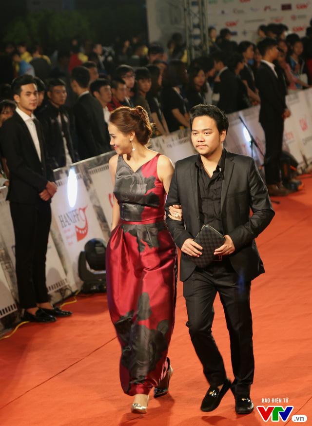 Dàn sao lộng lẫy đổ bộ Liên hoan phim Quốc tế Hà Nội lần thứ IV - Ảnh 3.