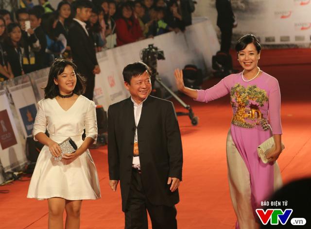Dàn sao lộng lẫy đổ bộ Liên hoan phim Quốc tế Hà Nội lần thứ IV - Ảnh 9.