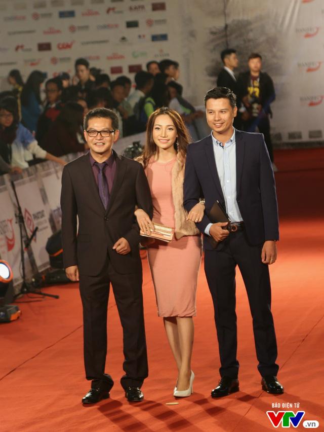Dàn sao lộng lẫy đổ bộ Liên hoan phim Quốc tế Hà Nội lần thứ IV - Ảnh 11.