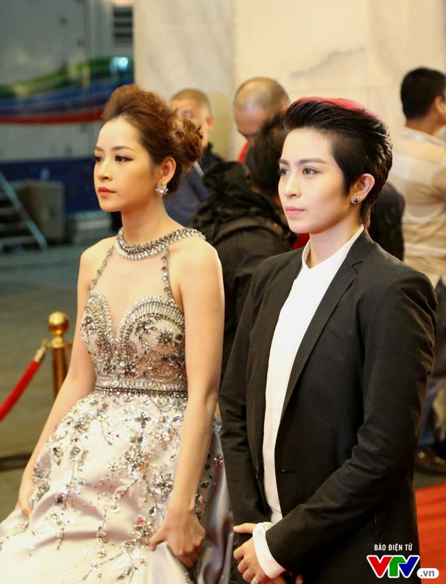 Dàn sao lộng lẫy đổ bộ Liên hoan phim Quốc tế Hà Nội lần thứ IV - Ảnh 7.