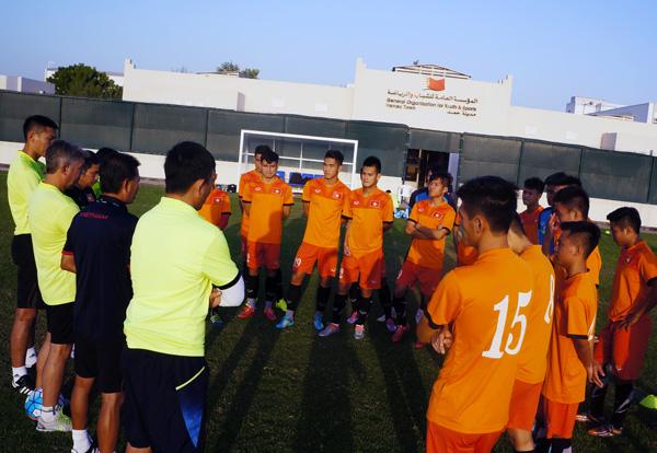 U19 Việt Nam - U19 UAE: Tiếp tục hi vọng (20h30 ngày 17/10) - Ảnh 3.