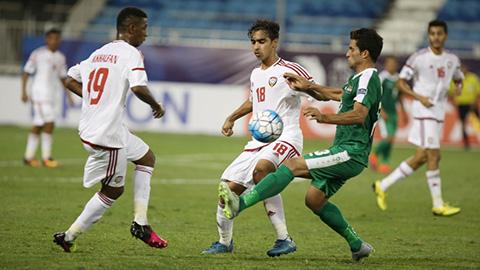 Nhận diện đối thủ của U19 Việt Nam: Điểm mạnh & điểm yếu của U19 UAE - Ảnh 1.